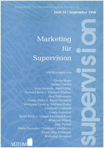 "Cover von ""supervision Nr. 34: Marketing für Supervision"""